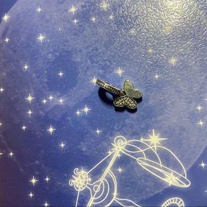 Pandora butterfly charm